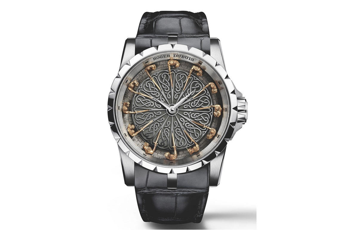 swiss best quality roger dubuis replica watches