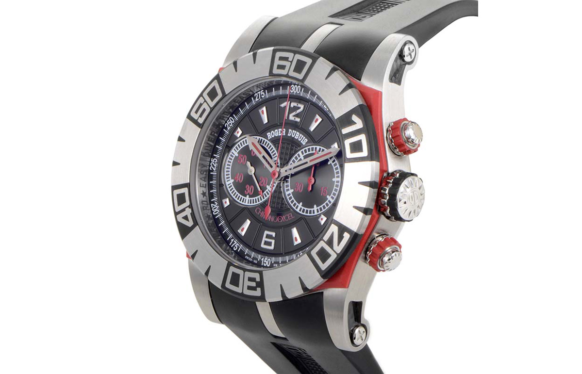 top quality swiss roger dubuis easy diver replica watches